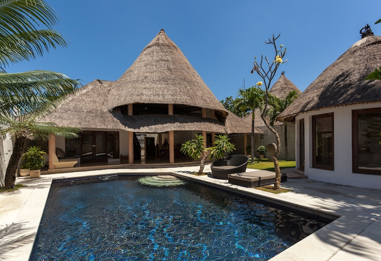 bvillaseaside, Seminyak, 3 Bedroom villa, Quarto