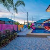 6-Bedroom Villa with Private Pool  - Terrasse/Patio