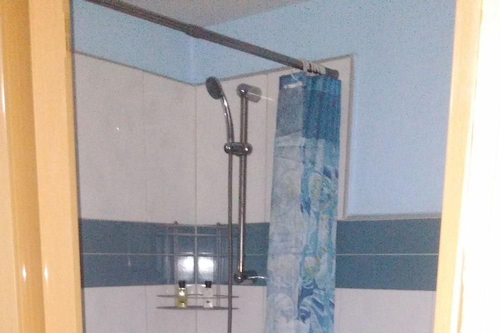 패밀리룸, 침실 1개, 장애인 지원, 마당 전망 - 욕실