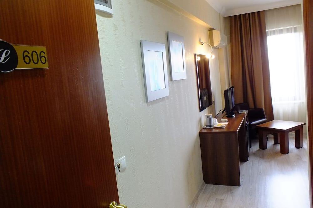 Δίκλινο Δωμάτιο (Twin) - Περιοχή καθιστικού