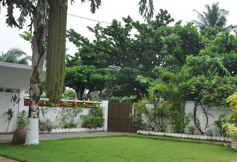艾卡波别墅酒店, 科托努, 花园