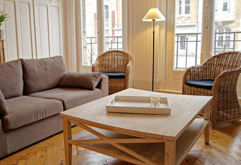 Appart Hôtel Lille - ANTONIN, Lille, Apartment, Living Room