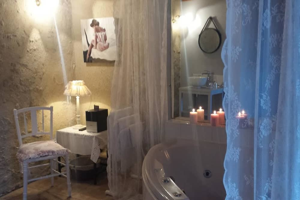 Superior - kahden hengen huone - Kylpyhuone