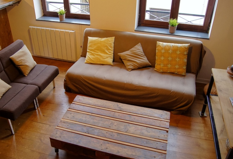 Appart Hôtel Lille - LOUISE, Lille, Apartment, Bilik Rehat
