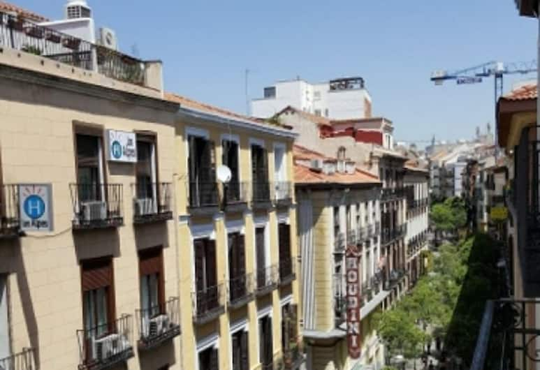 Hostal Casa Bueno Madrid, Madrid, Außenbereich