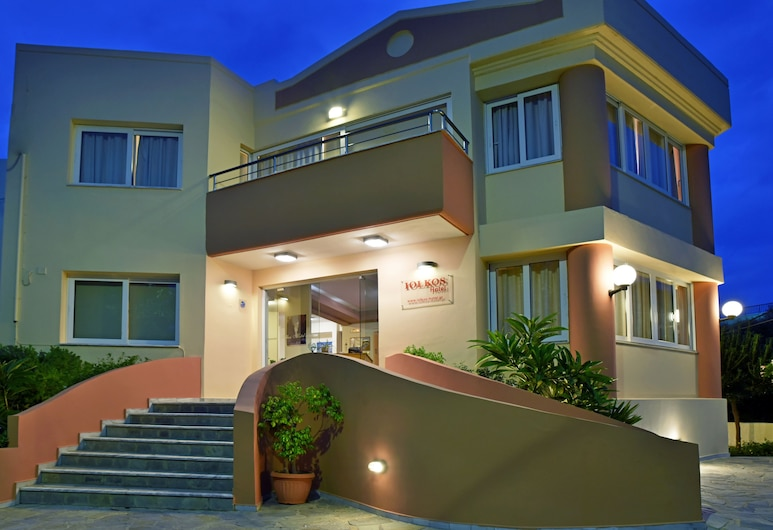 Iolkos Hotel Apartments, Chania