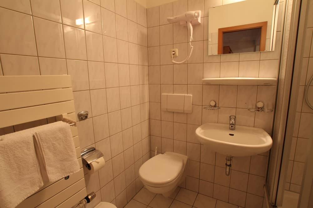 Quarto Individual, Vista Cidade - Casa de banho