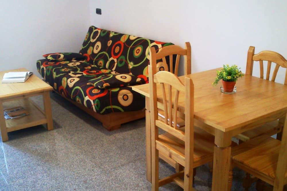 Apartment, 1 Schlafzimmer (2 adults) - Wohnbereich