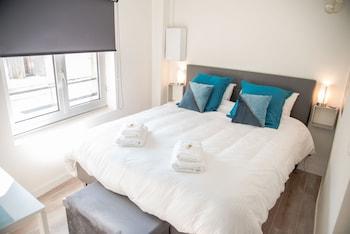 亞維農小屋亞維儂瑪格納嫩斯城內 - 公寓酒店的圖片