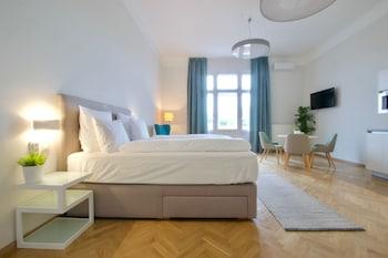 Obrázek hotelu EuroPest Luxury Suites ve městě Budapešť