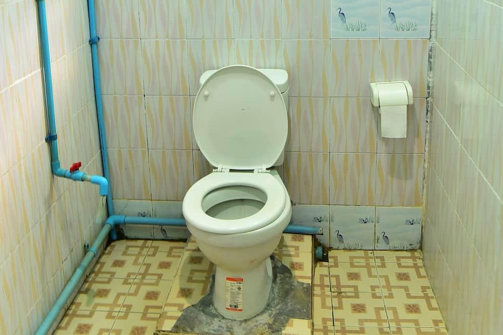 Phòng đôi Tiêu chuẩn - Phòng tắm