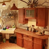 Wspólny pokój wieloosobowy, Wiele łóżek, wspólna łazienka (Rishikesh) - Wspólna kuchnia