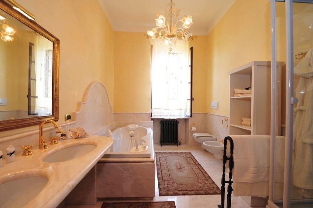 Романтический люкс - Ванная комната