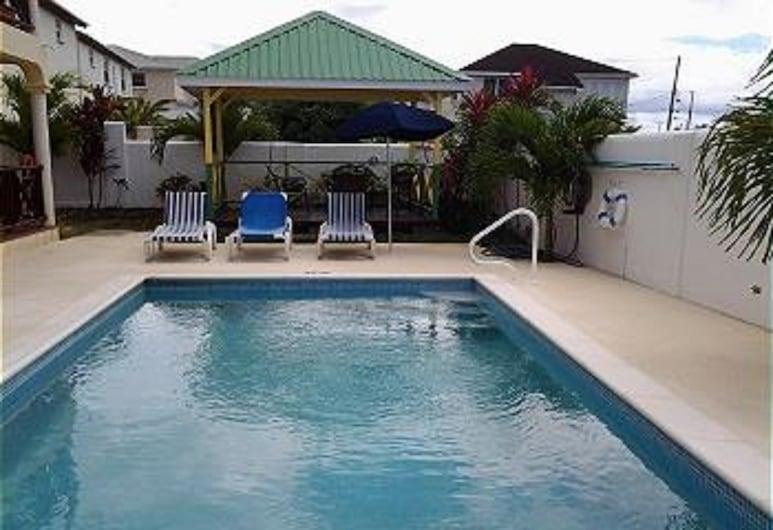 باربادوس صن جولد هاوس هيبيسكوس - ثري بد روم هوم, سبيتستاون