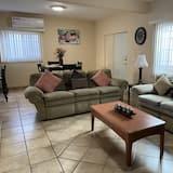 Casa Comfort, 3 Quartos - Área de Estar