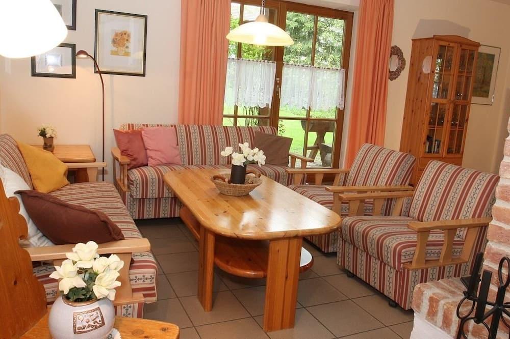 Standard ház, 4 hálószobával - Nappali rész