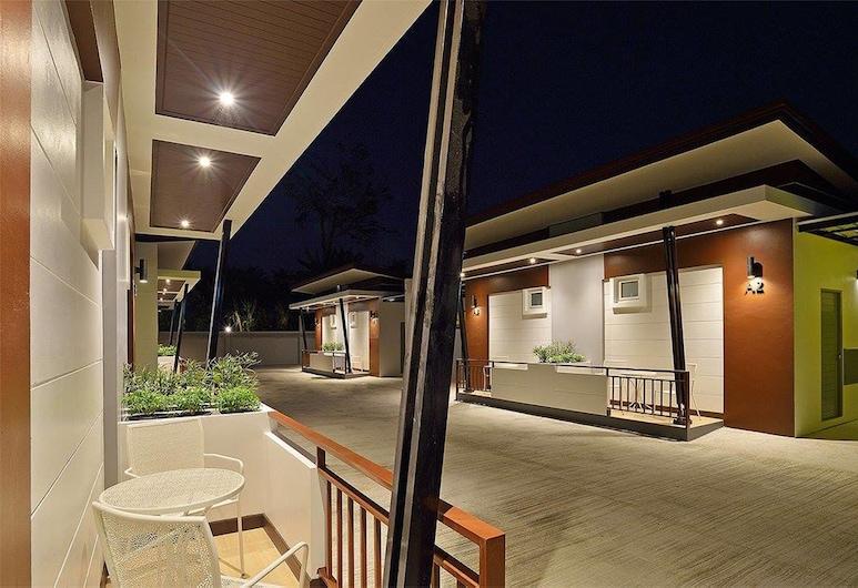 The Rich Resort, Krabi, Standard Double Room, Balcony
