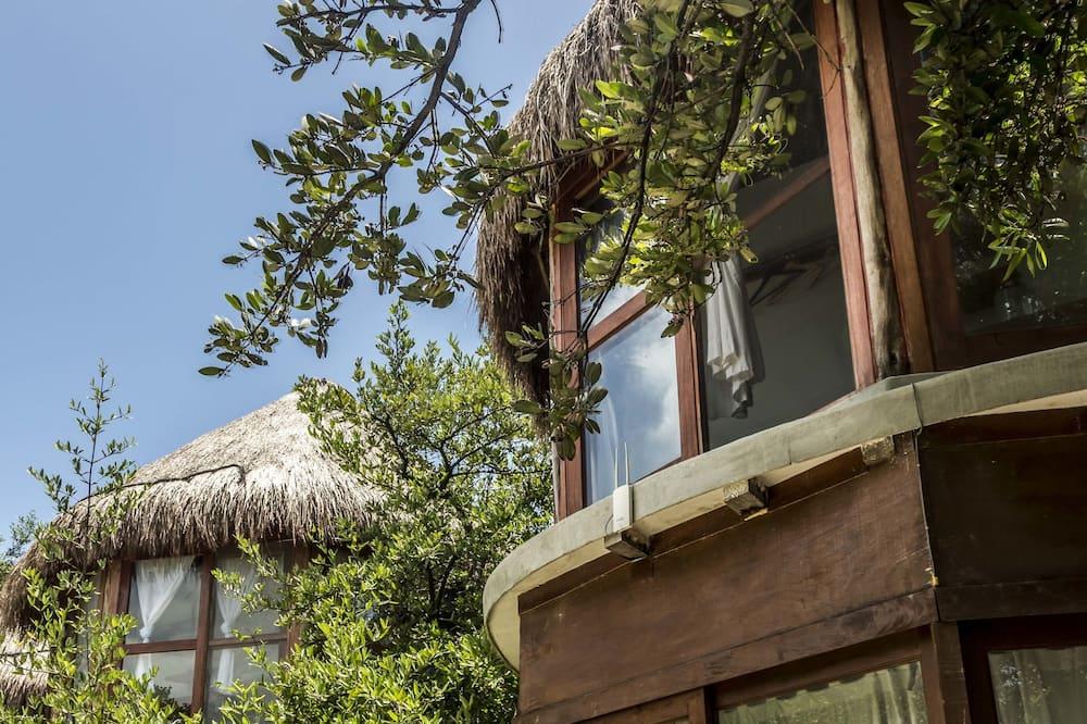 Superior bungalow - Uitzicht op binnenplaats