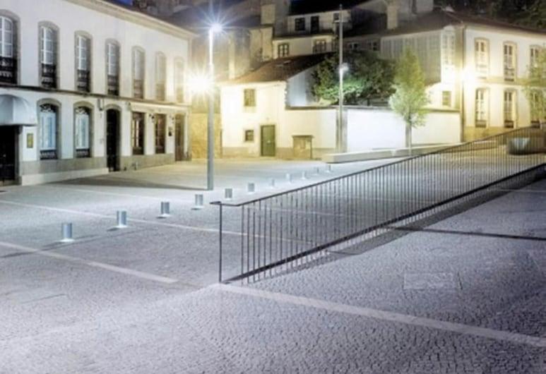 VutSanclemente, Santiago de Compostela, Entrada do estabelecimento