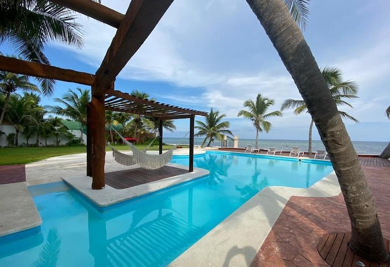 Casa del Puerto By MIJ - Beachfront Hotel, Puerto Morelos