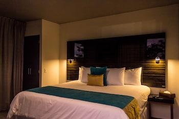 Cancun bölgesindeki Kabah Boutique Hotel resmi