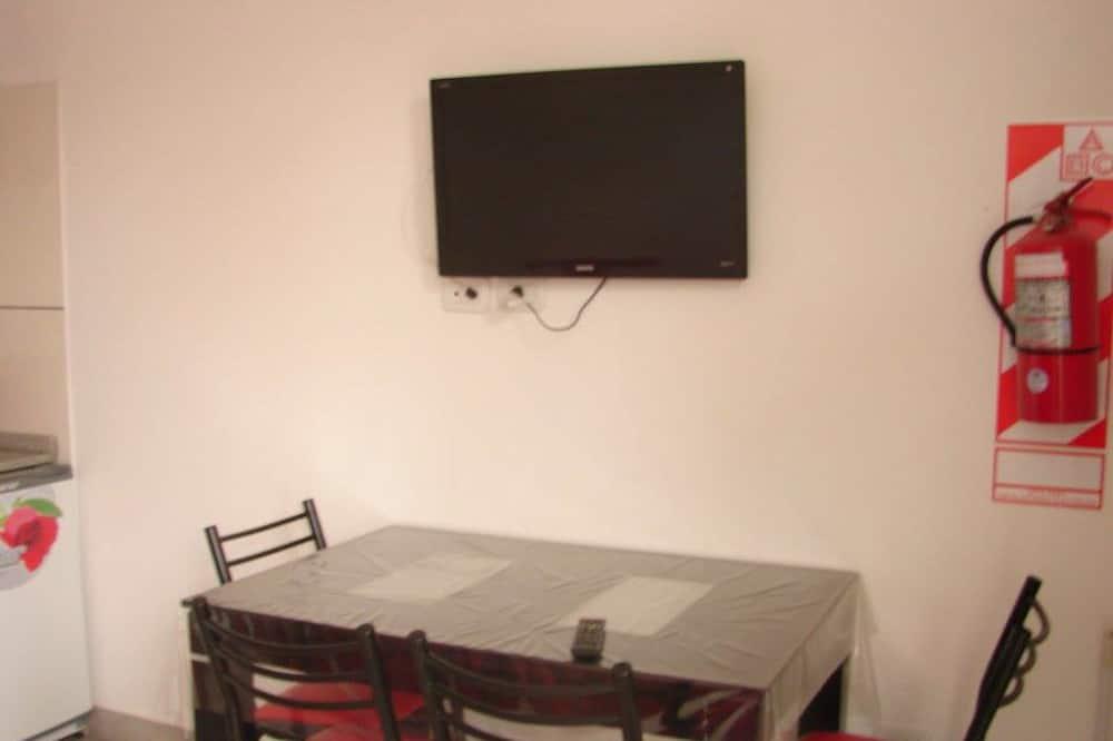 Apartament, 1 sypialnia, prywatna łazienka - Wyżywienie w pokoju