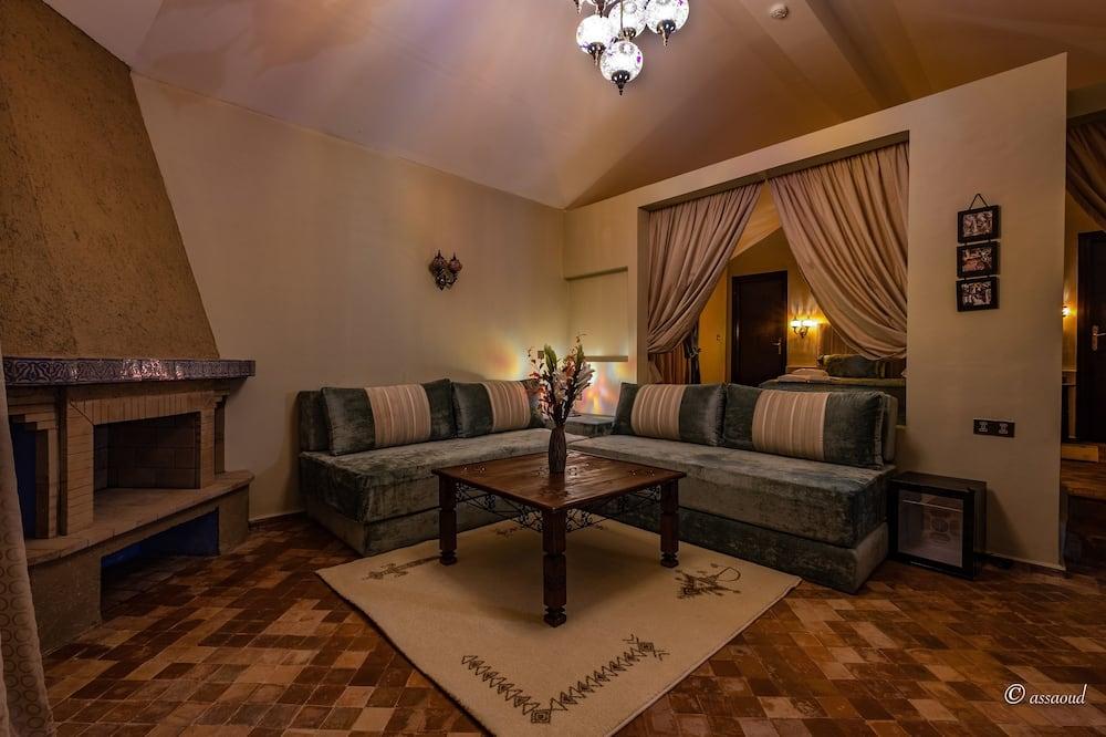 Royal-bungalow - Olohuone