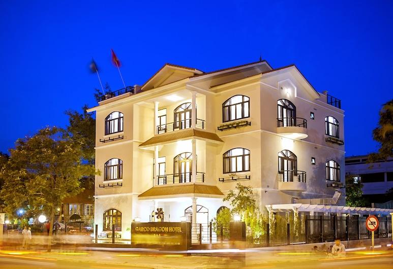Garco Dragon Hotel, Hanói, Fachada del hotel