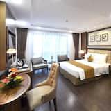 Premium tuba, 1 magamistoaga - Vaade toast