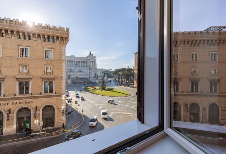 Luxury Apartment Piazza Venezia, Rim, Executive suite, 2 spavaće sobe, pogled na grad, Soba