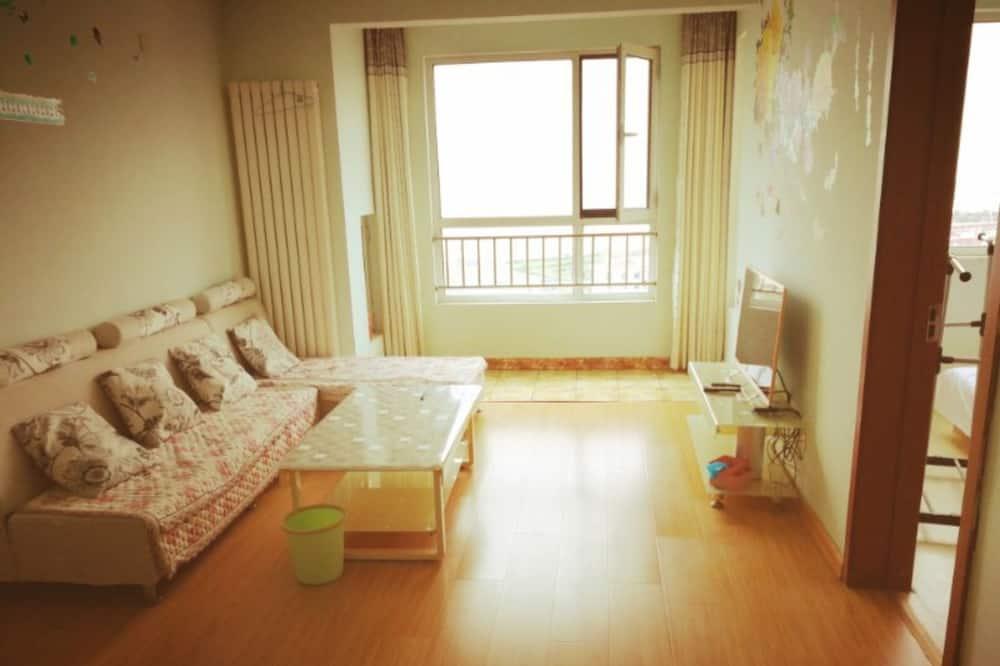 Comfort-huoneisto, 2 makuuhuonetta - Olohuone