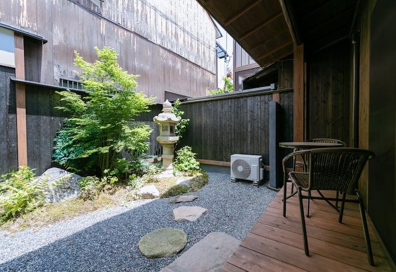 Kumo Machiya Leaves, Kyoto, Terrace/Patio