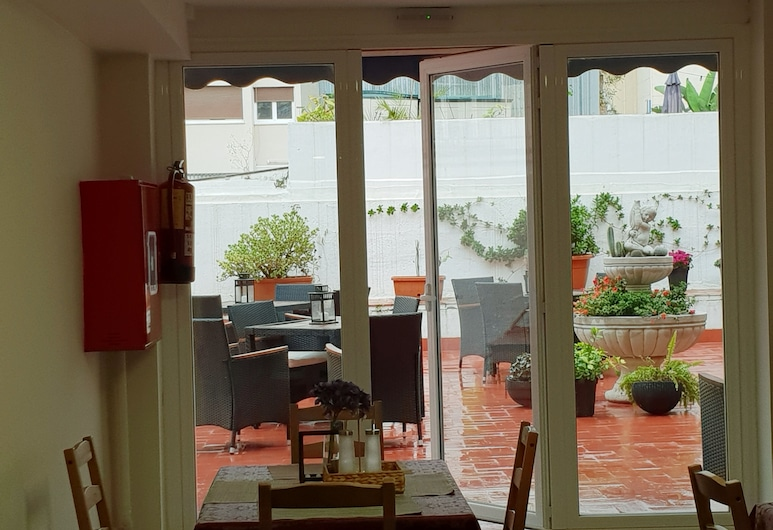 Hostal Liwi, Barselona, Terasa / vidinis kiemas