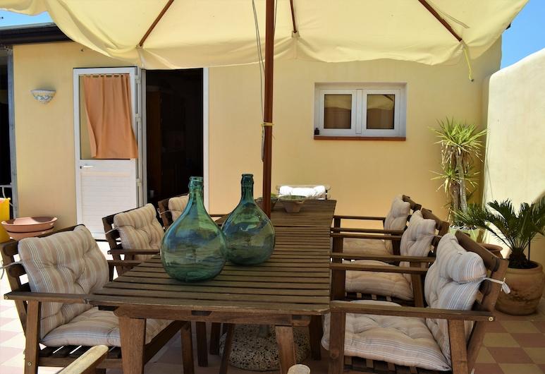 吉爾達客房早餐酒店, 諾托, 陽台