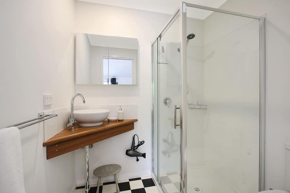 Studio, 1 makuuhuone - Kylpyhuone