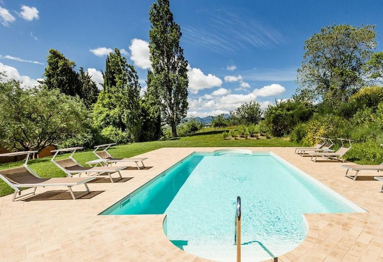 Villa Uliveto - Private Homes, Cingoli, Outdoor Pool