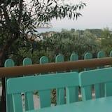 Apartemen - Pemandangan Balkon