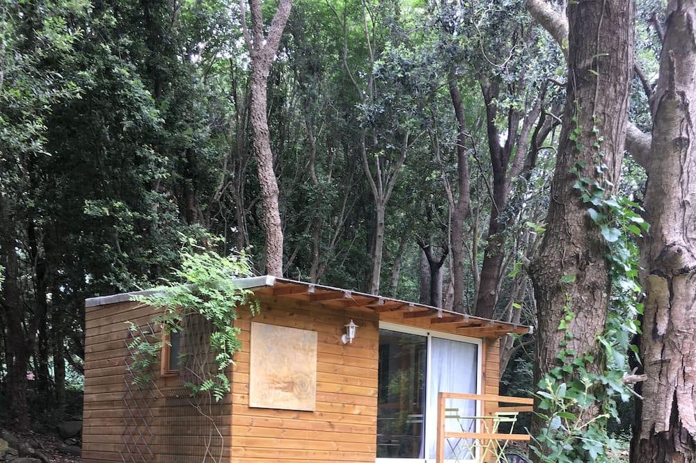 Rumah Pohon - Pemandangan Kamar Tamu