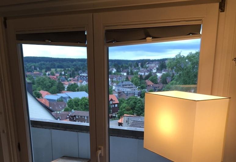 CONCORDIA HARZAPART, Braunlage, Appartement Supérieur, balcon, Balcon