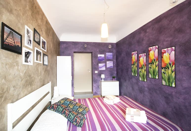 Termini Binario 1&2, Rome, Appartement, 1 slaapkamer, Kamer