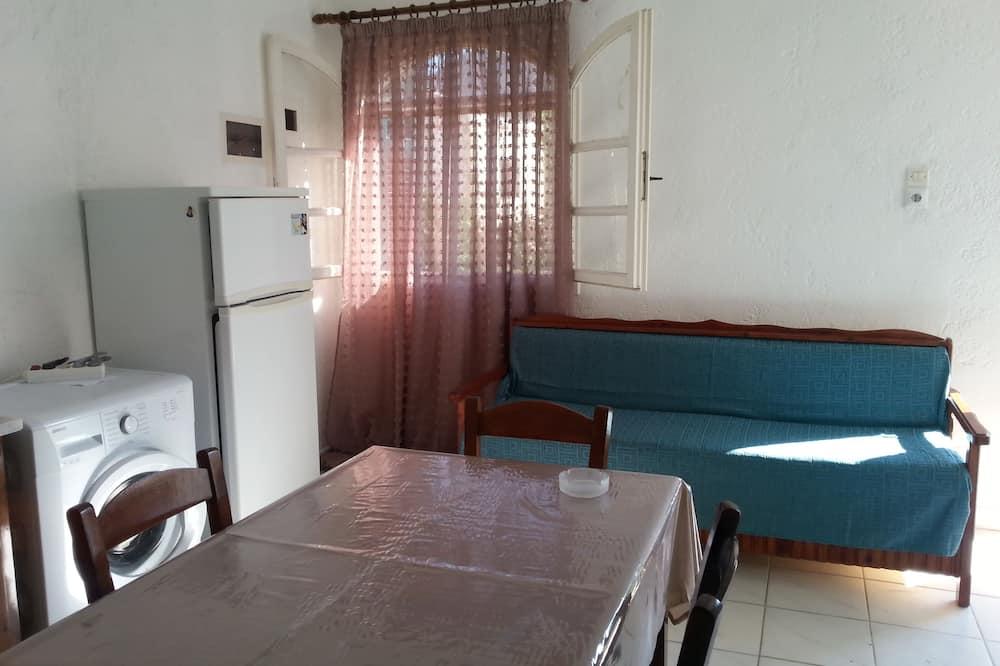 Estudio básico, 2 camas individuales - Servicio de comidas en la habitación
