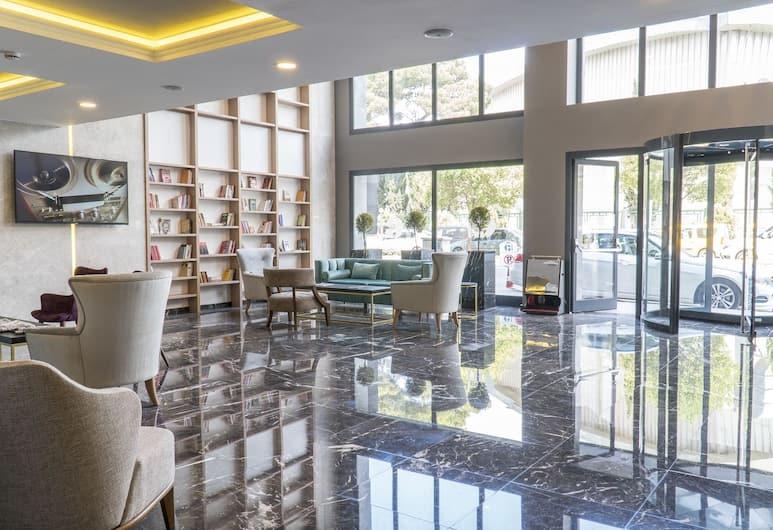 Greymark Hotel, İzmir, Lobi Oturma Alanı