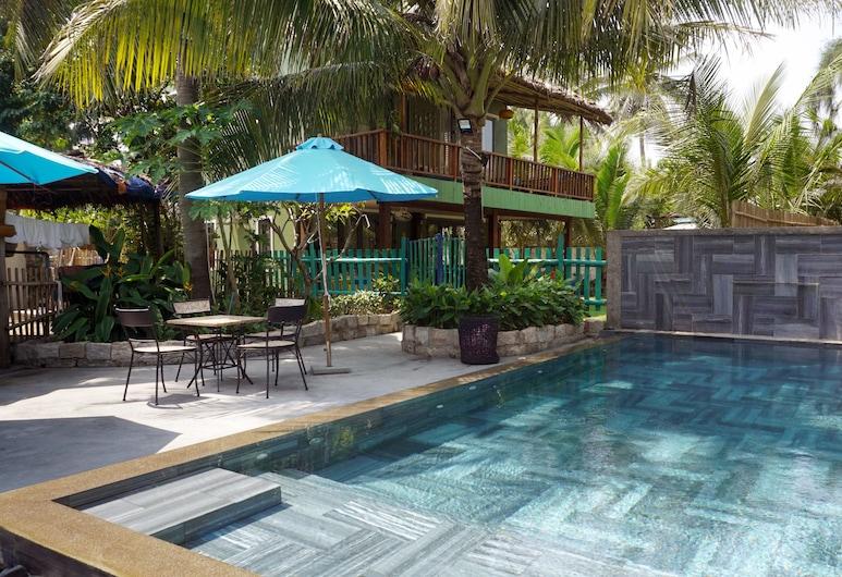 An Bang Beach Side Boutique Homes & Villa, Hoi An, Villa, 3 habitaciones, frente al mar, Alberca privada