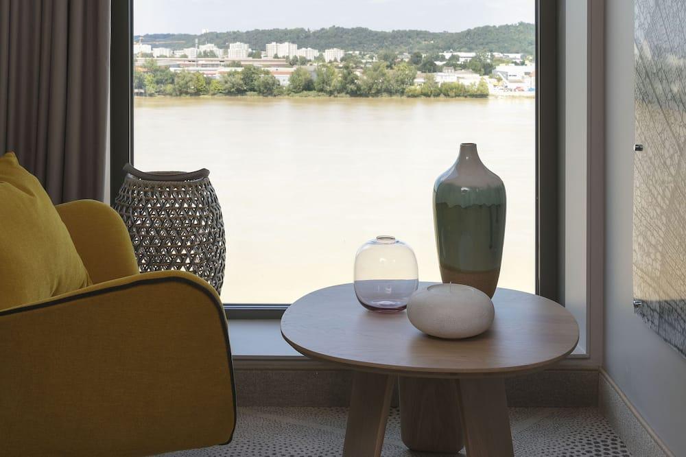 デラックス スイート キングベッド 1 台 (Deluxe) - 客室からの眺望