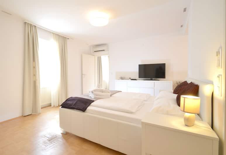 City Center Residence near Stephansdom, Viyana, Superior Apart Daire, Oda