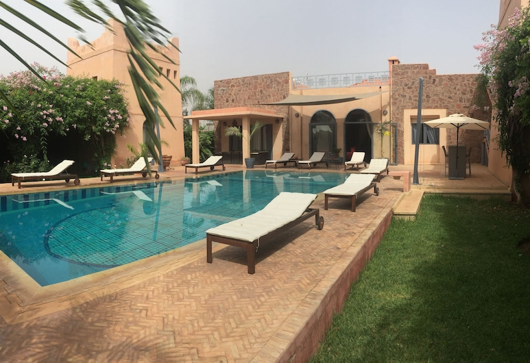 Villa Dar Manou, Marrakech, Pool