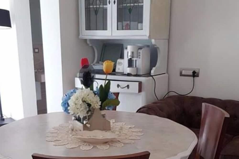 Apartament typu Suite, wanna z hydromasażem - Powierzchnia mieszkalna