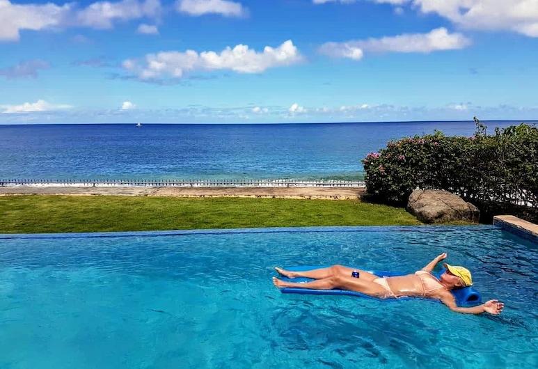 博蒂巢飯店, 黑岩, 游泳池