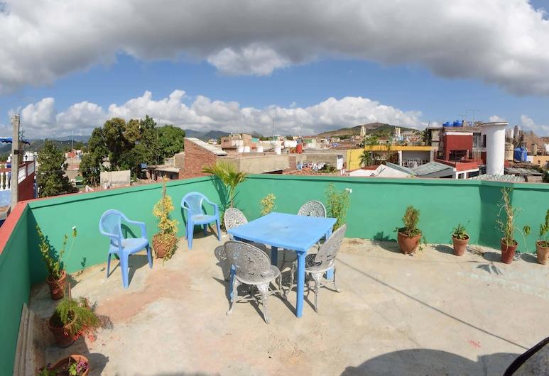 Hostal Yaisel, Trinidad, Chambre, Terrasse/Patio