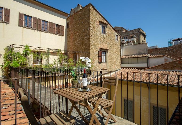 Borgo Albizi Cristina, Firenze, Appartamento, 1 camera da letto, Balcone